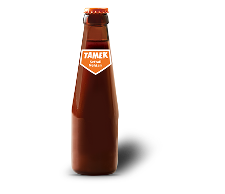 Famous Brown Bottle Peach Nectar